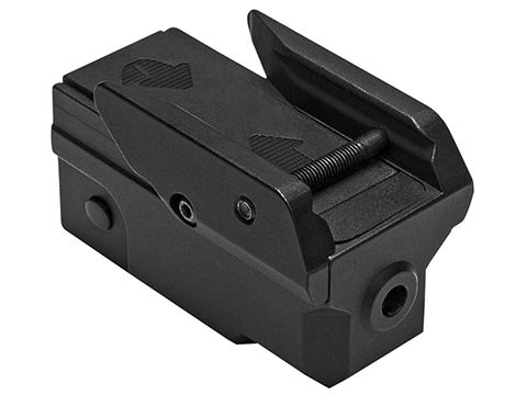 VISM by NcStar Compact Blue Laser w/ Keymod Accessory Rail for Pistols