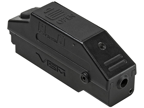 NcStar Keymod Compact Laser w/ Locking Quick Release (Model: Green Laser)