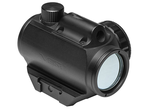 VISM by NcStar Micro Green Dot Sight w/ Integrated Laser Unit