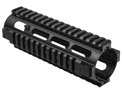 NcSTAR 3rd Generation AR15 Carbine Length Quad Rail Handguard