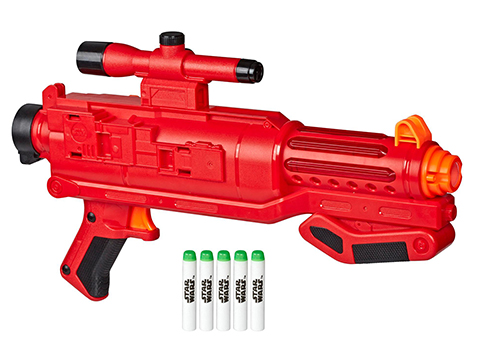Star Wars: The Rise of Skywalker Sith Trooper Nerf Blaster