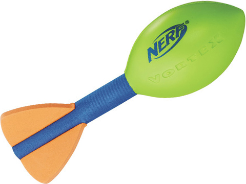 Nerf N-Sports Pocket Aero Flyer Football (Fits 40mm Airsoft Grenade launcher) - ONE