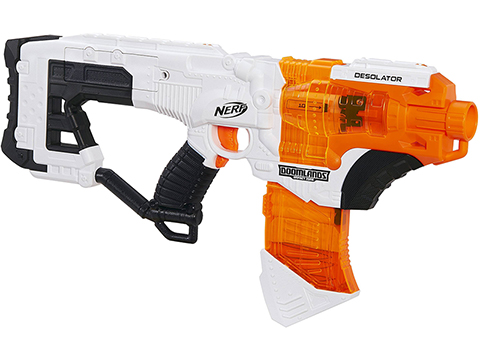 Nerf Doomlands Impact Zone Desolator Blaster