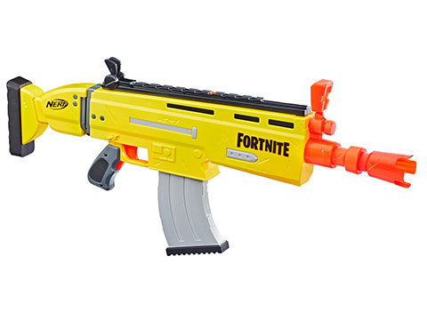 Nerf Fortnite AR-L Elite Blaster with 20 Darts