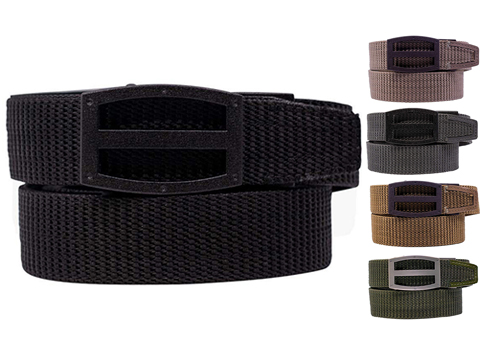 NexBelt PreciseFit™ Titan Micro Adjustment Ratcheting Nylon Gun Belt