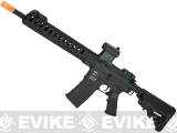 Sportsline Delta 12 Airsoft M4 AEG with Polymer Receiver by Classic Army (Color: Black)