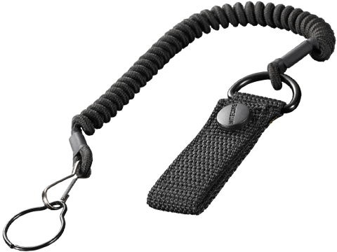 Tactical Lanyard for Nitecore Flashights w/ Belt Strap