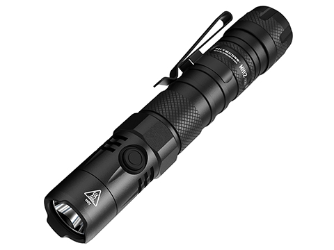 NiteCore MH12 V2 Next Generation Dual Fuel 1200 Lumen Multiuse Handheld Flashlight