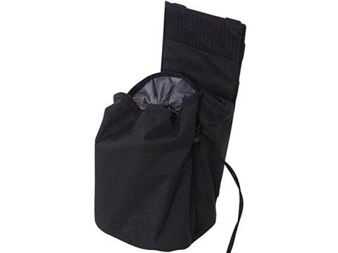 Next Level Tactical Roll Up Dump Pouch (Color: Black)