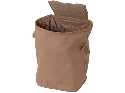 Next Level Tactical Roll Up Dump Pouch (Color: Coyote Brown)
