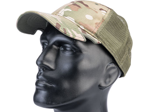 NotchGear X Evike.com Mesh NOTCH Plain Ball Cap (Color: Multicam)