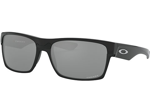 Oakley TwoFace™ Prizm (Color: Polished Black / Black Prizm Lens)