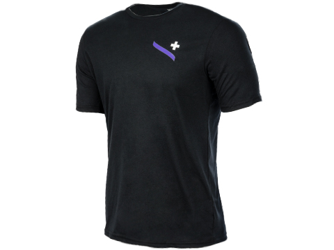 Oakley Honor Athletic Tee (Color: Blackout / X-Large)