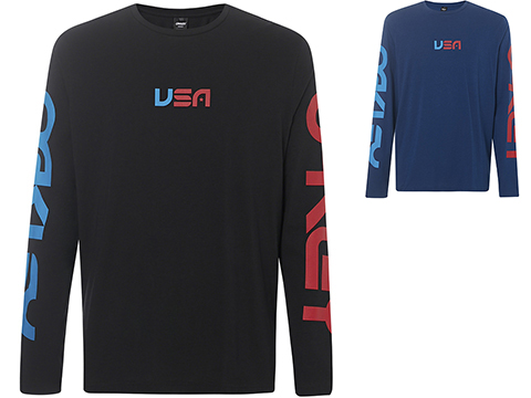 Oakley USA Star Long Sleeve Tee