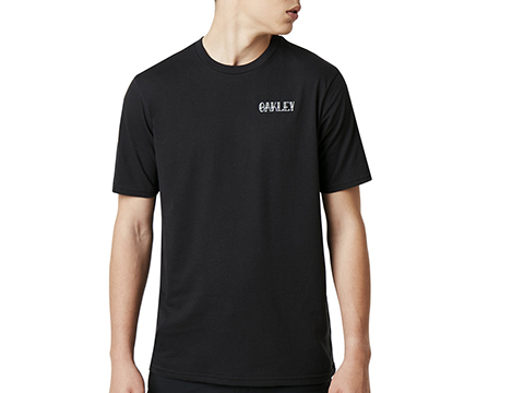 Oakley SI Anchor Tat Tee (Size: Blackout / Large)