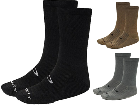 Oakley SI Tactical Boot Socks w/ Drymax