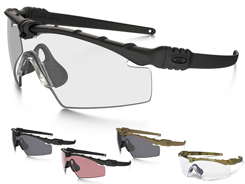 Oakley SI Ballistic M Frame 3.0 Strike Shooting Glasses