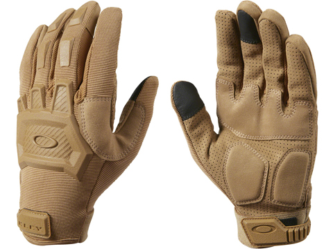 Oakley Flexion Gloves (Color: Coyote / X-Small)
