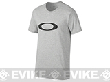 Oakley One ICON T-shirt - Heather Grey (Size: Large)