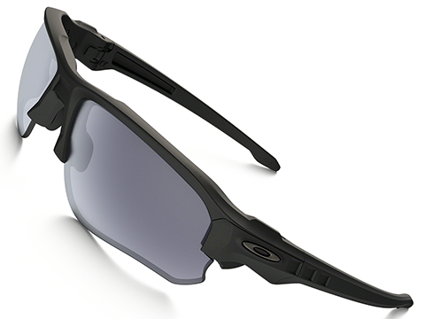 Oakley SI Speed Jacket Matt Black w/Grey Lenses