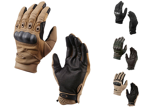 Oakley Factory Pilot Glove (Color: Foliage Green / Large)