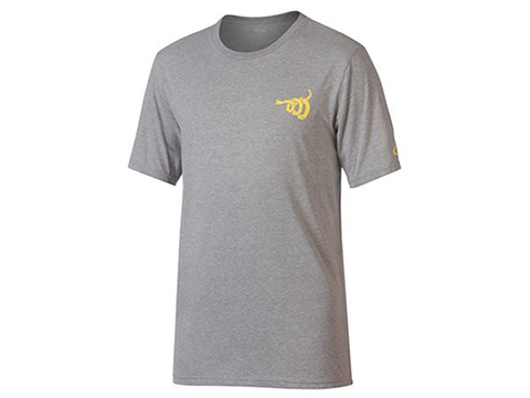Oakley Gadsden Athletic Tee (Color: Heather Grey / Size: Medium)
