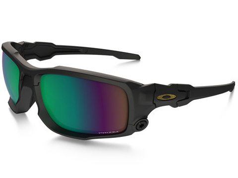 Oakley SI Shocktube Sunglasses Matte Black w/ PRIZM™ Shallow Water Polarized