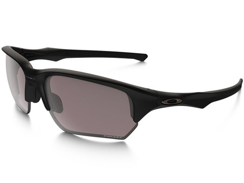Oakley SI Flak Beta Sunglasses Matte Black w/ PRIZM™ Grey Polarized Lens