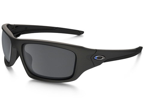 Oakley SI Valve™ Thin Blue Line w/ Black Iridium Lens
