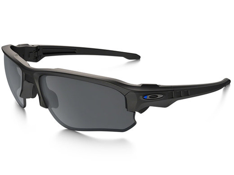 Oakley SI Speed Jacket Thin Blue Line w/ Black Iridium Lens