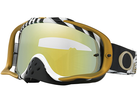 Oakley Crowbar ANSI Z87.1 MX Goggles Jeffery Herlings Signature Series