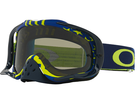 Oakley Crowbar ANSI Z87.1 Flight Series Goggle