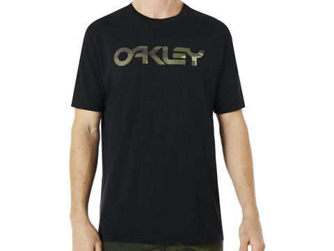 Oakley Mark II Tee (Color: Blackout / Small)