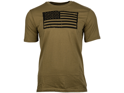 Oakley Infinite Hero Flag Tee (Color: Coyote / Small)