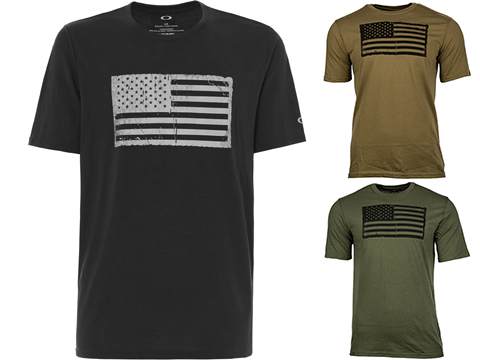 Oakley Infinite Hero Flag Tee