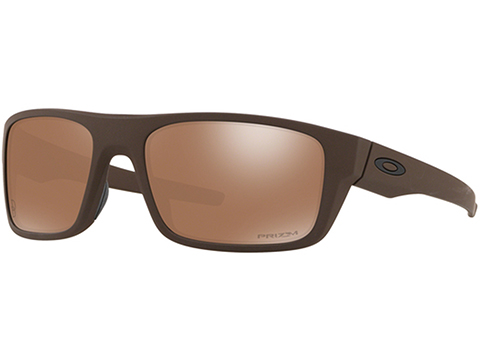 Oakley x Daniel Defense SI Drop Point Sunglasses (Color: Cerakote Desert / Prizm Tungsten Lens)