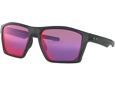 Oakley Targetline Sunglasses (Color: Carbon / Prizm Road)