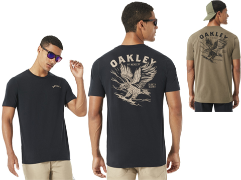 Oakley SC- Eagle T-Shirt