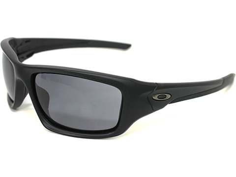 Oakley SI Valve Sunglasses (Color: Matte Black / Grey Polarized)