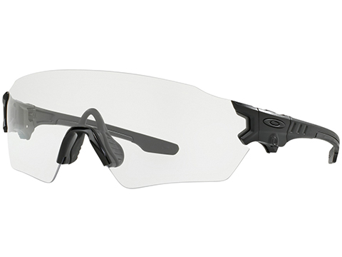 Save Oakley Industrial Tombstone (Color: Matte Black / Clear)