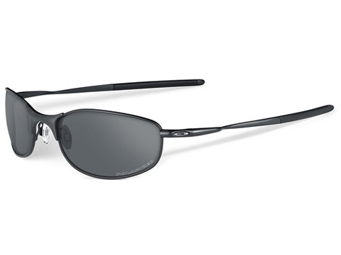 Oakley SI Tightrope Sunglasses (Color: Matte Black / Grey Polarized)
