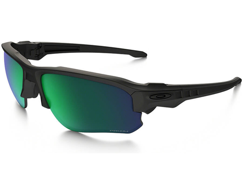 Oakley SI Speed Jacket Sunglasses (Color: Black / Prizm Maritime Polarized)
