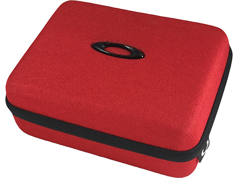 Oakley Ellipse O Accessory Array Case (Color: Red)