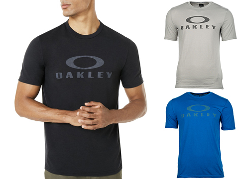Oakley O Bark Short Sleeve Logo Tee