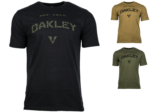 Oakley Indoc 2 Logo T-Shirt