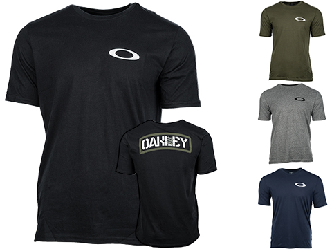 Oakley Tab Tee Short Sleeve Logo T-Shirt