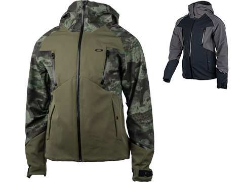 Oakley Soft Shell 10k Hooded Jacket