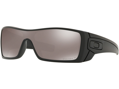 Oakley Batwolf Sunglasses (Color: Blackside / Prizm Black Polarized Lenses)