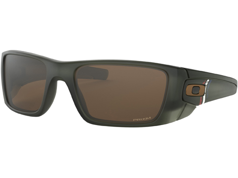 Oakley Fuel Cell Sunglasses (Color: Matte Olive / Prizm Tungsten)