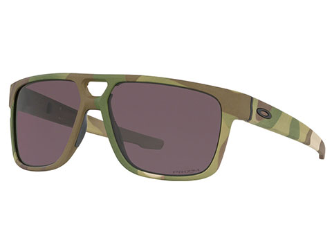 Oakley SI Crossrange™ Patch Sunglasses (Color: Multicam / PRIZM Gray)